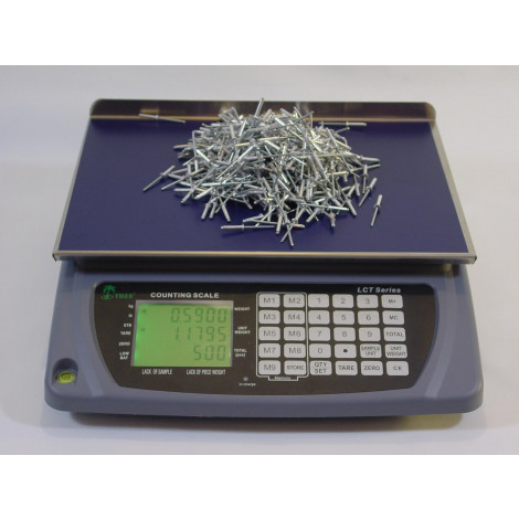 Tree LCT Electronic Counting Scale