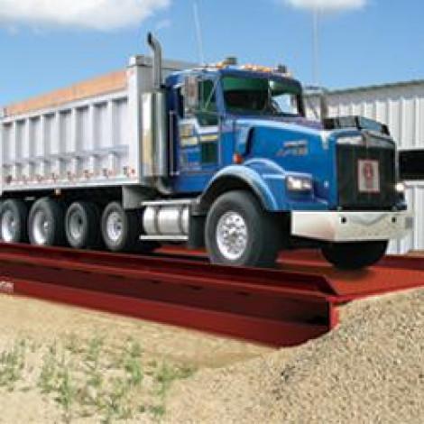 Rice Lake Survivor ATV-M Steel Deck Truck Scale