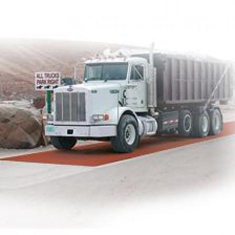 Rice Lake Survivor PT-M Levertronic Concrete Deck Truck Scale