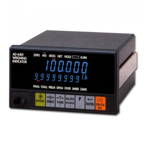 A&D AD-4401 Digital Weighing Indicator