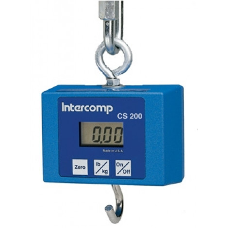 Intercomp CS200 Digital Crane Scale