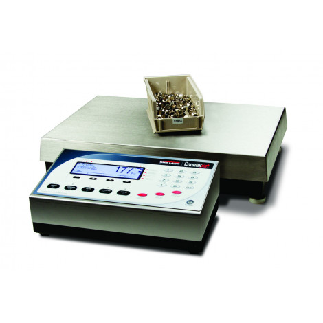 Rice Lake Counterpart Counting Scale Dual Channel with BenchMark base system and bracket