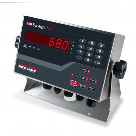 Rice Lake 680 Synergy Plus Digital Weight Indicator 2