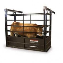 Rice Lake Roughdeck SLV Single Animal Livestock Floor Scale