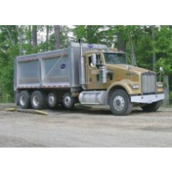 Rice Lake Roughdeck AX Axle Truck Scale
