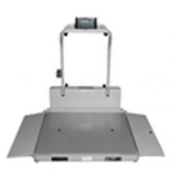 Health o meter 2610KL Digital Wheelchair Dual Ramp Scale