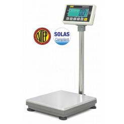 Intelligent Weighing UWE UFM-B Series Trade Legal Heavy Duty Platform Scale