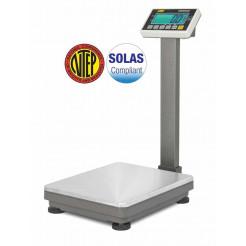 Intelligent Weighing UWE UFM-F Series Trade Legal Heavy Duty Platform Scale