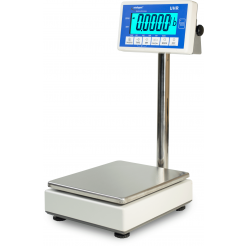 Intelligent Weighing UHR Series High Precision Bench Scale