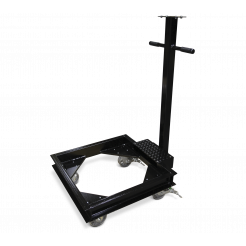 Rice Lake RoughDeck HP Caster Portability Frame