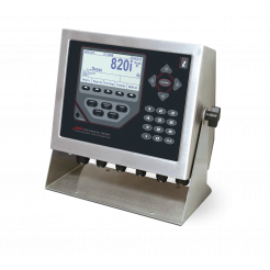 Rice Lake 820i Programmable Weight Indicator / Controller Angle