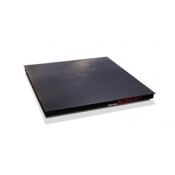 Rice Lake Altralite Portable Low-Profile Anodized Aluminum Floor Scale