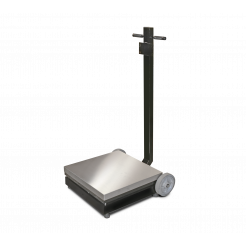 Rice Lake BenchMark HDP Heavy-Duty Portable Scale- Wheel Model