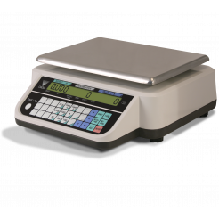 DIGI DMC-782 Digital Coin Counting Scale Side