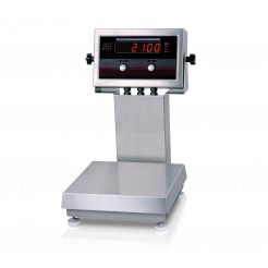 Rice Lake IQ Plus 2100SL Digital Bench Scale with Column