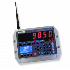 MSI-9850 CellScale™ RF Digital Weight Indicator