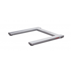 Rice Lake RoughDeck PW-1 Stainless Steel Pallet Floor Scale