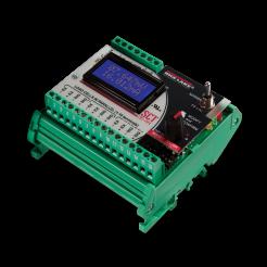 Rice Lake SCT-30 Signal Conditioning Transmitter and Signal Indicator Angled