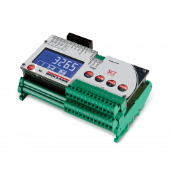 Rice Lake SCT-40 Signal Conditioning Transmitter and Weight Indicator Display High Resolution