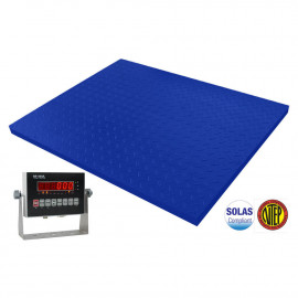 Intelligent Weighing TitanF Floor Scale