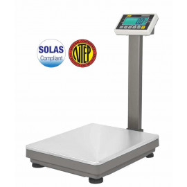 Intelligent Weighing UWE UFM-L Series Trade Legal Heavy Duty Platform Scale