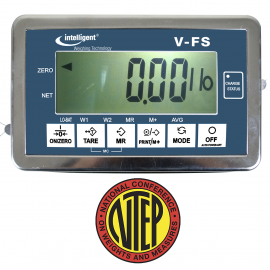 Intelligent Weighing VFS Indicator