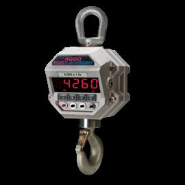 MSI-4260 Port-A-Weigh Crane Scale & MSI-4260 IS Intrinsically Safe Crane Scale