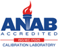 ANAB ISO17025:2017 accredited scale and balance calibration