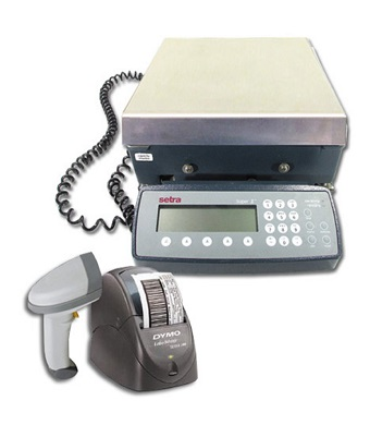 Setra Counting Scales